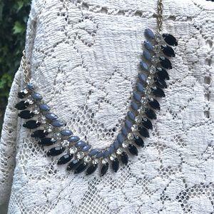 "Rhinestone necklace, ""Blake"" by Premier Designs"